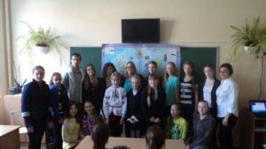 Зустріч з представником Британської благодійної організацієї «Лінія життя дітей Чорнобиля»