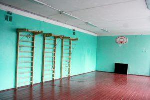 Малий спортзал